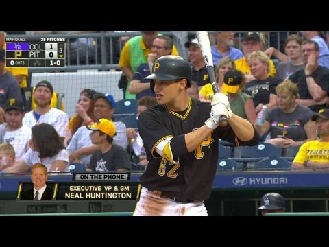 COL@PIT: Huntington discusses the Pirates