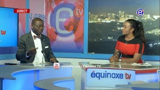 TALKING POINT ( SIMON MUNDZU) ANGLOPHONE CONFERENCE   FULL  VERSION - EQUINOXE TV