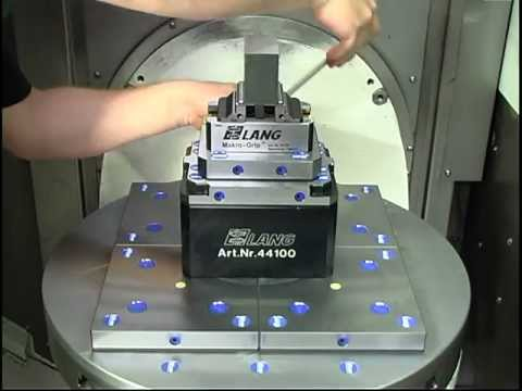 Quick Point Zero Point Clamping System Youtube