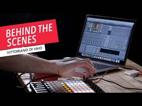 VDiVaio: Examining the Audio/Video Configuration of a Live Producer | Ableton | Music Production