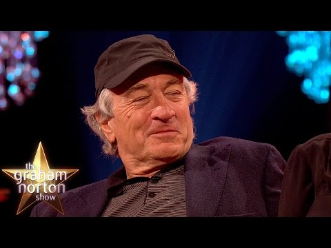Robert De Niro Impressed By Tom Hiddleston's Robert De Niro Impression  The Graham Norton