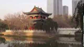 Урумчи  Народный парк Urumqi(Народный парк находится в центре Урумчи и весьма популярен среди жителей города и туристов. Он был заложен..., 2014-01-28T12:56:05.000Z)