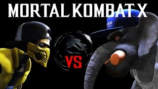 MORTAL KOMBAT X  level up 18