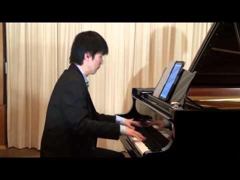 Kotaro Fukuma on Ligeti's Piano Concerto