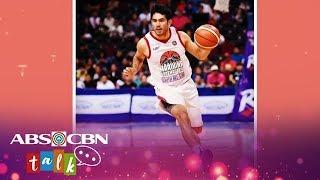 Gambar cover Gerald dreams to ba a part of a basketball team   Magandang Buhay