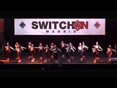 #1 Categoría Absoluta Tasters   Switch On Madrid 2017