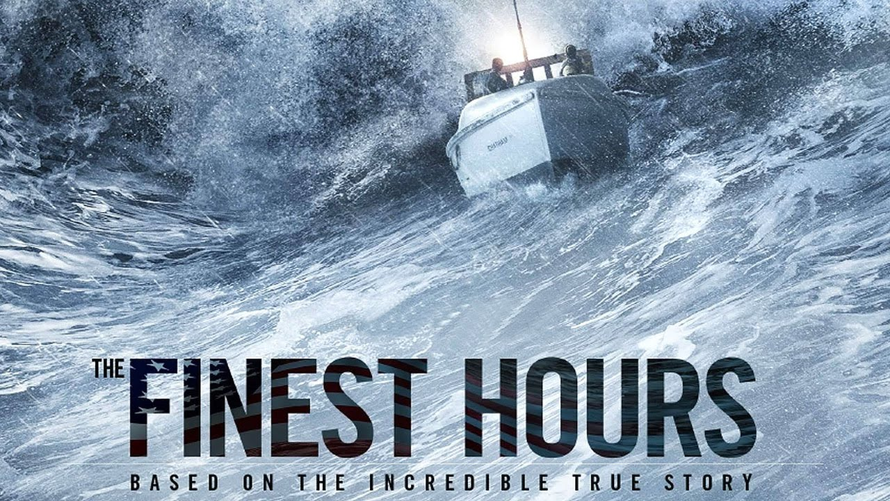 3d Tsunami Wallpapers The Finest Hours Trailer Featurette Clips Hd Youtube