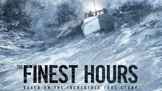 THE FINEST HOURS Trailer + Featurette + Clips [HD]