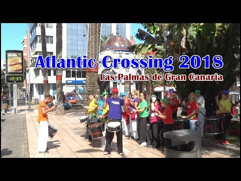 Atlantic Crossing 2018 - Our safety is more important