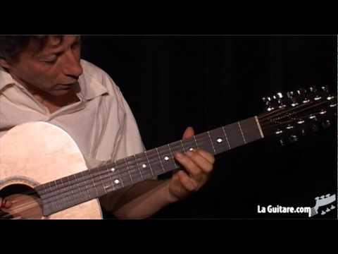 Hubert Soumis-Pilon - Part I - Guitare Saradip 12 Cordes - Salon De Guitare De Montréal 2011