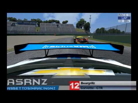ASRNZ - 2015 GT3 Championship @ Vallelunga