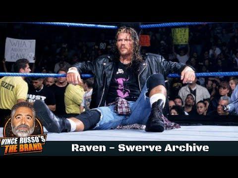 Raven Shoot Interview w/ Vince Russo - Swerve Archive