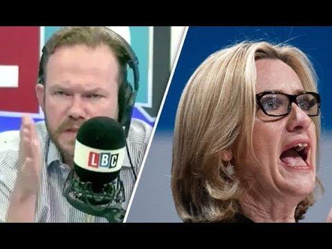 James O'Brien vs incompetent Amber Rudd