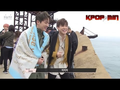 How to JIMIN and JIN play together as two friends of the same age (BTS FUNNY)