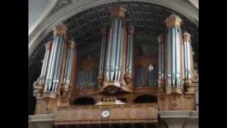 780.Eglise St-François-Xavier Paris (4/4) / Franz-Xaver-Kirche Paris (4/4)