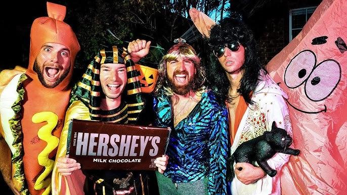 Halloween Stereotypes