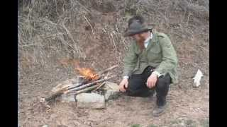 Starting A Fire In Adverse Conditions (tis018)