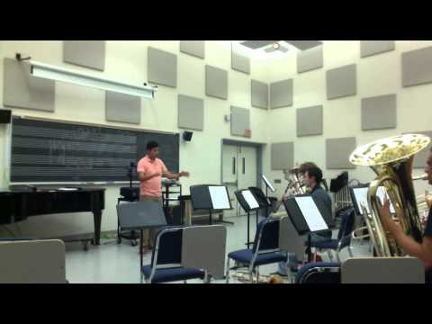 Music 466 (Air for Band)