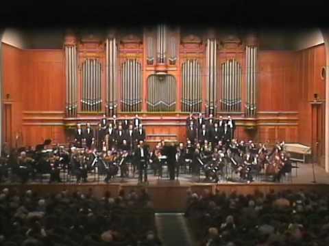 Moyshele Mayn Frayndt - Moscow Male Jewish Choir, 20 Years Anniversary Concert