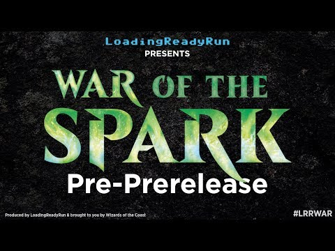 War of the Spark Pre-PreRelease