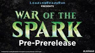 War of the Spark Pre-PreRelease