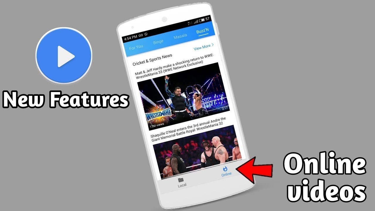 How to Watch Online Video in MX Player on Android