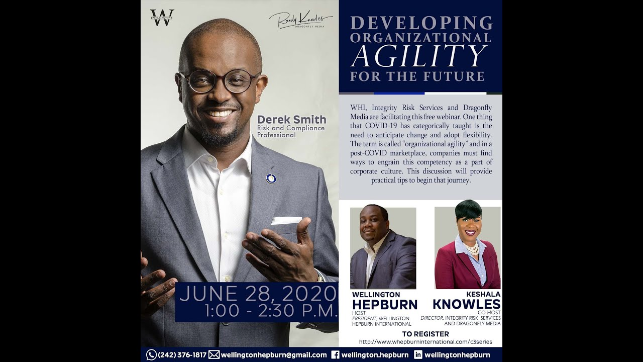 WHI C3 Series - Developing Organizational Ability For The Future (June 28 2020)