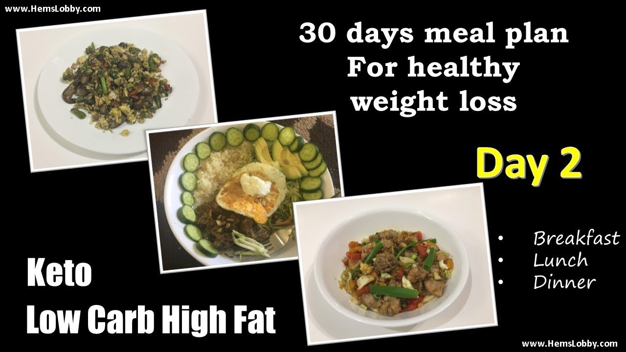 Day 2 Indian Lchf Keto 30 Days Meal Plan For Healthy Weight Loss Low Carb High Fat Keto In Tamil