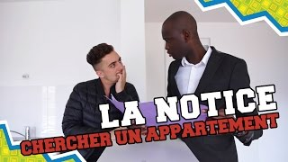 LA NOTICE - CHERCHER UN APPARTEMENT
