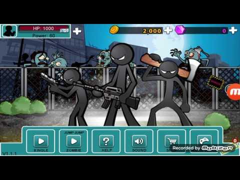 Anger of Stick 5 Черные человечки драка 2017