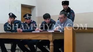 Աբովյանի դատարանում շարունակվեց ԵԿՄ տեղական կառույցի նախագահի տղայի դատաքննությունը