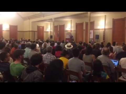 Amy goodman speech