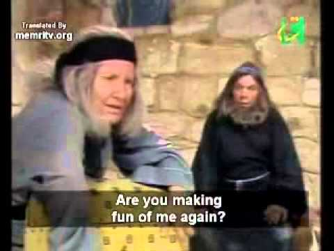Jewish Conspiracy in a Saudi TV Show