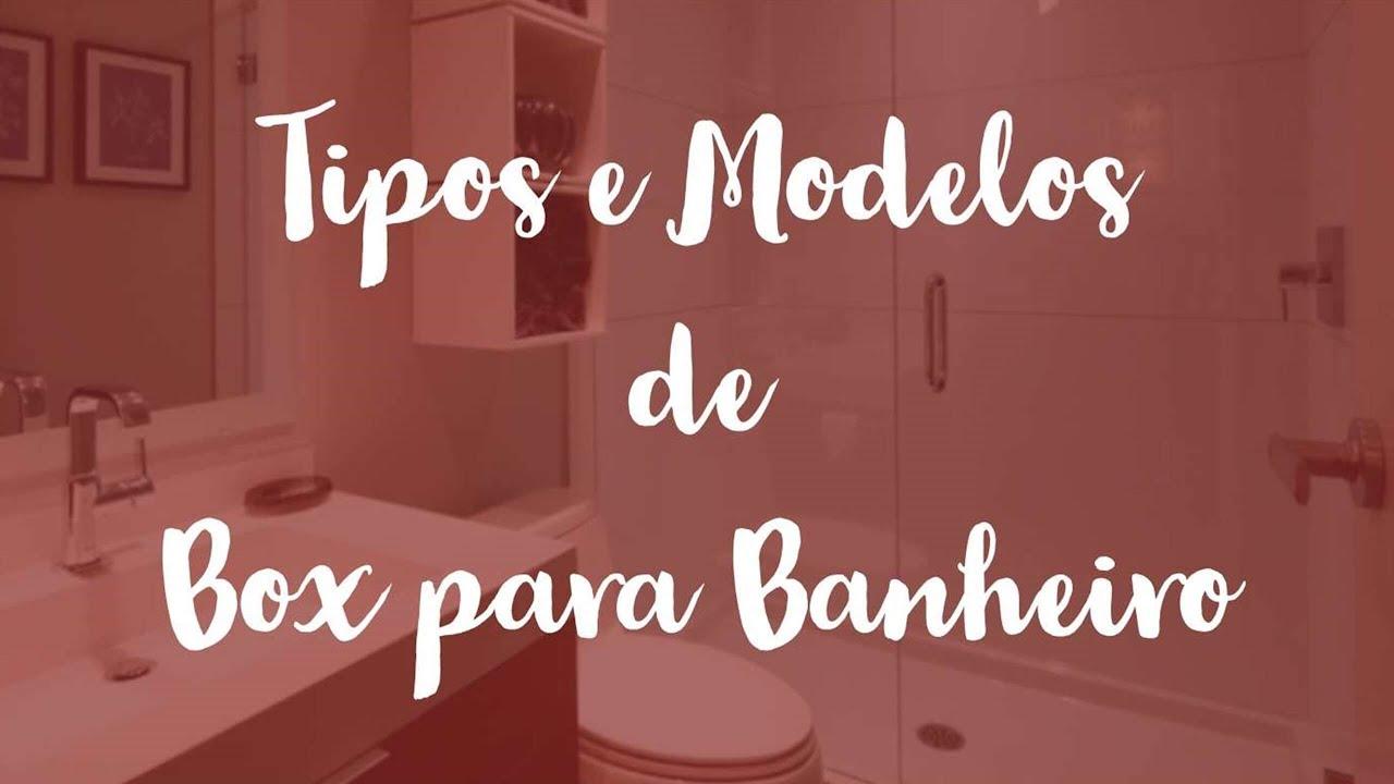 Conhe a os melhores tipos e modelos de box para banheiro for Tipos de estanques para acuicultura