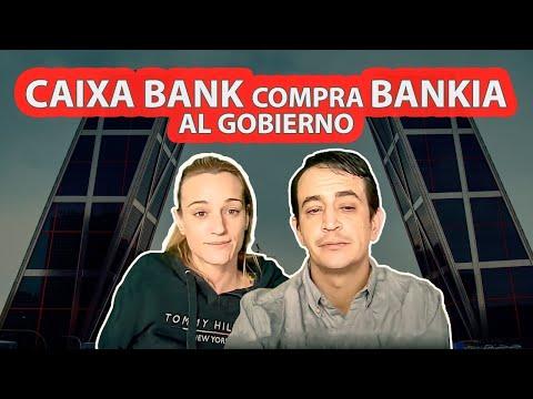 Caixabank compra BANKIA al Gobierno