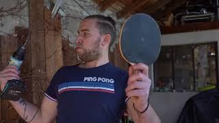 Les Tutos Brico de Tonton Pong - L'horloge pongiste