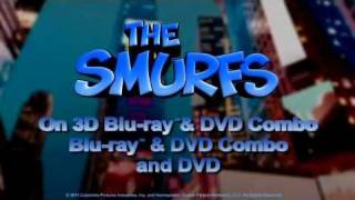 The Smurfs | Trailer | Out now on Blu-ray 3D, Blu-ray and DVD