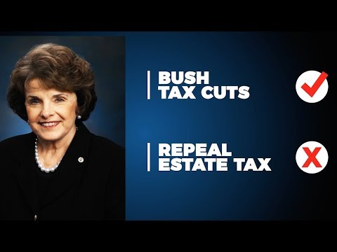 Alison Hartson Ad EXPOSES Dianne Feinstein