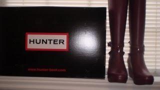 HauteLook  Hunter Rain Boots