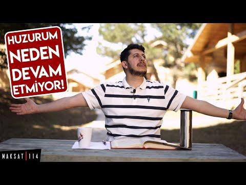 Huzurum Neden Devam Etmiyor! - Serkan Aktaş