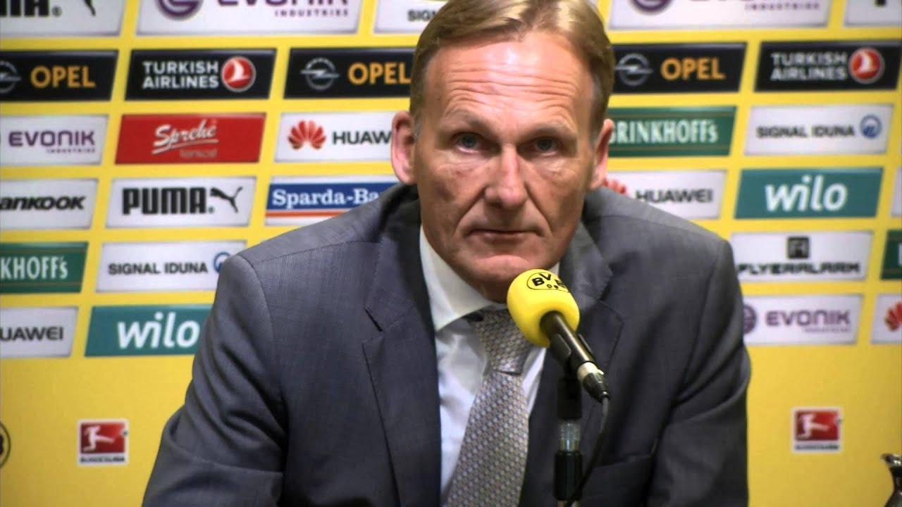 Hans-Joachim Watzke: Keine irren Ticketpreise wie in der Premier League! | Borussia Dortmund