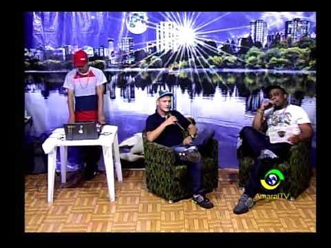 AGA10 X AMARAL TV DIFERENTE COM MALVADO  MC TOM BAALLA