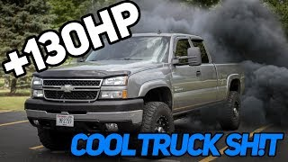 Cool Truck Sh T DSP5 Switch 130HP