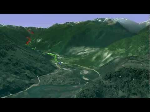 El valle secreto, Cochamo