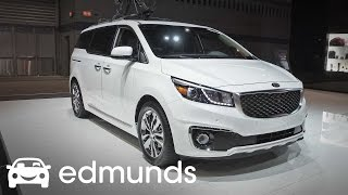 2017 Kia Sedona Review | Features Rundown | Edmunds