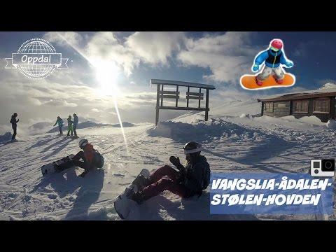 Vangslia-Ådalen-Stølen-Hovden, Oppdal