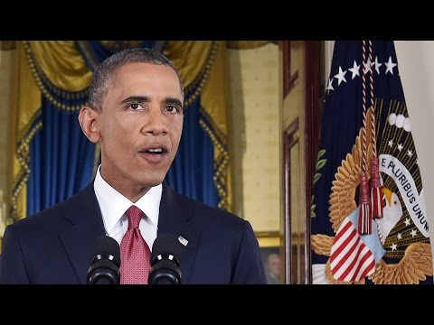 Full Speech: Obama Proposes Islamic State Offensive