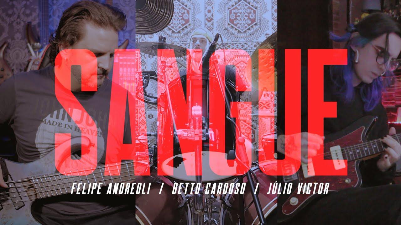 Download Sangue - Desconjuração (ft. Felipe Andreoli & Betto Cardoso)