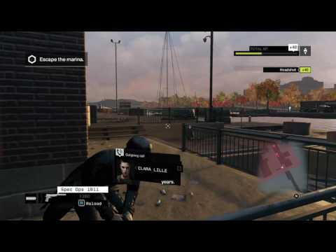 Watch Dogs Walkthrough Part 16 Iraq Briefcase