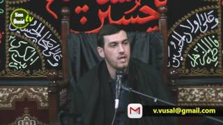 Məşhədi Muslim Xanım Zəhranını (s.ə) Şəhadəti Musaküçə kənd məscidi 2017